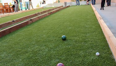 bocce-ball